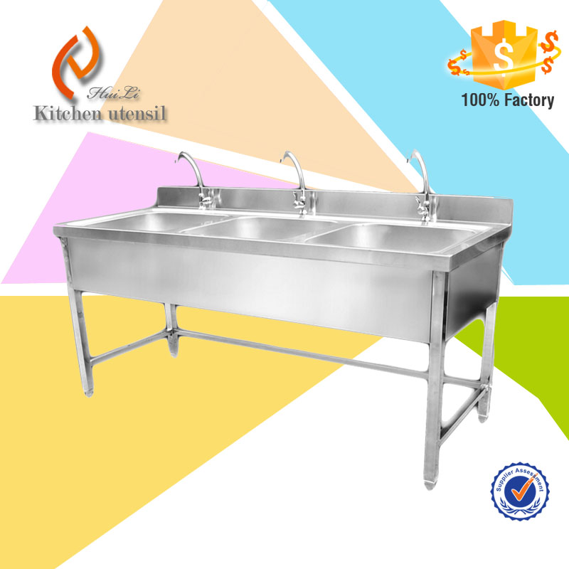 Free Standing Stainless Steel Sink Befon For