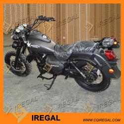 China Manufacturer Two-wheel Chopper Rusi Motorcycle 200cc motocicleta