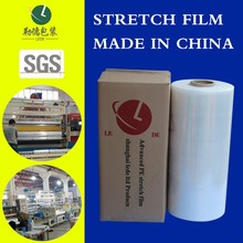 plastic wrap film/ machine roll shrink LLDPE stretching/wrapping film