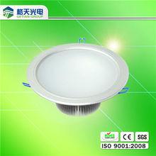 Long Life Span 15W-18W 6 Inch LED Down Light Shell Fittings