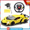 1:8 Scale Radio Control Steering Wheel Toy Car