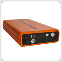 500W UPS on line type uninterruptible power supply/portable power supply with AC DC output for electric equipment/solar system