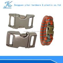 "5/8"" inch bag insert buckle,15mm metal bag clips,metal buckle for backpacks"