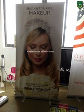 Light weight L stand banner,Custom L banner