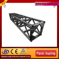 Huajin high quality aluminum black truss supplier