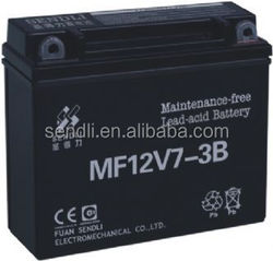 motocycle battery 12v 12ah trader online com