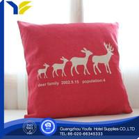 100% polyester china wholesale hotel prayer cushion