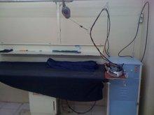 necktie machine - used textile iron - ironing machine