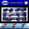 high performance blue truck silicone tube for automobile/ large range of sizes/ 2 years warranty