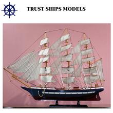 Hot sale historical sailing model for decoration