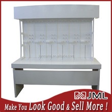 table top rotating cosmetic display stand/3 drawers(right) movable cabinet