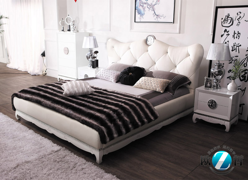 Exquisite Bedroom Furniture Chinese Element Last Design Furniture Bed Buy E