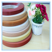 Made in China High quality and beautiful color PVC edge banding