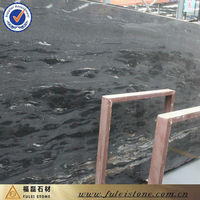 High Polished Cosmic Black Granite