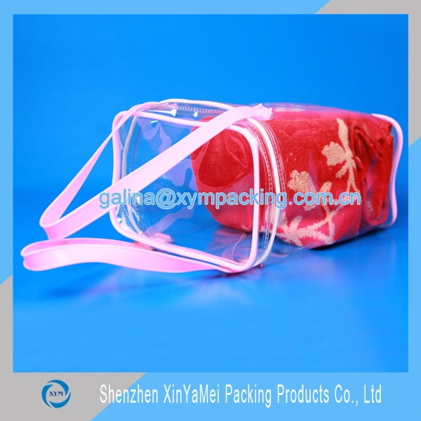 pvc blanket bag with zipper