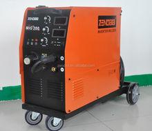 multifunction co2, mig/mag IGBT 200 inverter welding machine