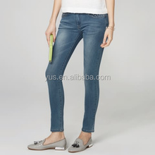 High-end fashion jeans order processing do sample free of charge