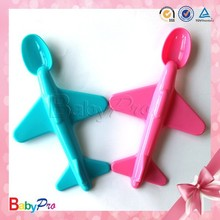 2015 Wholesale PP Plastic Baby Spoon With TUV Food Grade Report