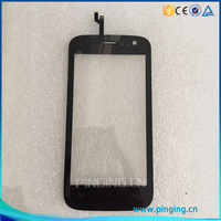Mobile Phone Spare Part Black Color Touch Screen Digiziter For Blu MEU AN450 Touch Panel