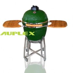 China ceramic ribs on a ceramic grill /barbecue black bbq wholesales