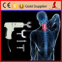 Rapid joints adjuster 3 position force adjustment impulse chiropractic adjustments machine