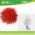 Capsaicina, Capsicum extracto / Cayenne extracto / pimentón extracto
