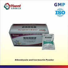 Good quality competitive price albendazole sulfoxide