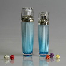 straight angle cylindrical , 30ml /80ml /100ml clean lotion bottle