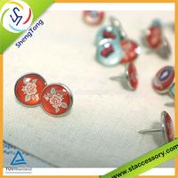 high quality custom thumb tacks/decorative thumb tacks/drawing pin