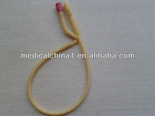 Medical disposable catheter tube/latex foley catheter/iv catheter tube