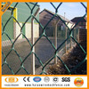 Decorative 50mm diamond mesh chain link fence