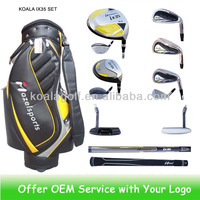 Custom unique golf clubs , OEM with your brand