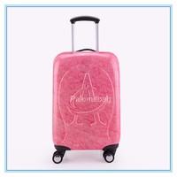 hard unique case travel trolley suitcase luggage