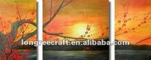 Handpainted Beautiful Scenery Oil Painting