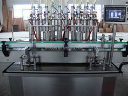 Factory price automatic small bottle liquid filling machine for syrup oral solution