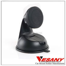 Vesany Best Selling Silicone Suction Cup Universal Magnetic Dashboard Car Holder For Smartphone