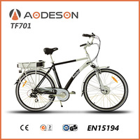 CE approved men's city electric bicycle motorcycle high quality with lithium batter EM15194