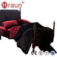 Winter Coral Fleece/Flannel Adult Bedding Set Sexy