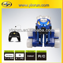 yinrun new product spider tumbler plastic car electric car children
