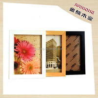 Modern Creative Picture wood FRAME Photo Frames Hang Wall for room