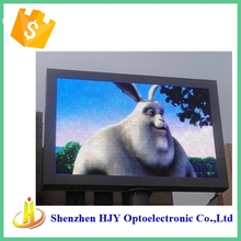 high quality P10 outdoor monitor led display led moving displays