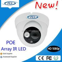 CE, Fcc, Rohs Approved 1080p H.264 POE rohs conform cctv camera,full hd ip camera