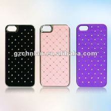 For Iphone5 bling bling cover case,Diamond bling hard case for Iphone 5,many color