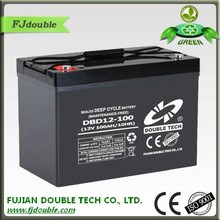active demand 12v100ah deep cycle exide battery for solar system