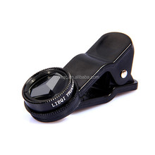 Triangular prism clip camera lens 360 degree prism glasses camera lens for tablet PC/iphone/pad