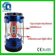 High-end best-selling mini plastic led camping lantern
