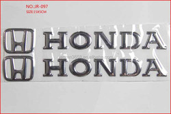 motorcycle sticker, motorcycle/car art decals, sticker for Honda