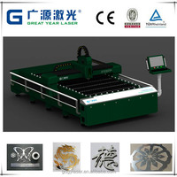 1325 metal letters laser cutting machine with smooth surface finish