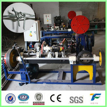 China realiable supplier easily Assembled wire coil cbt-65 razor blade automatic barbed wire making machine