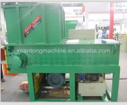 Single-shaft Shredder,WASTE PLASTIC RECYCLING MACHINE